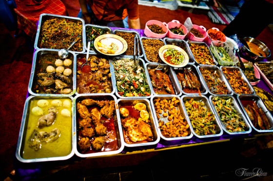 wordless wednesday indonesia street food and food court