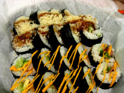 Maki - How do you roll?