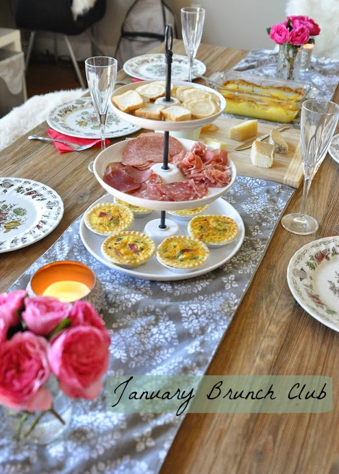 Brunch Club January