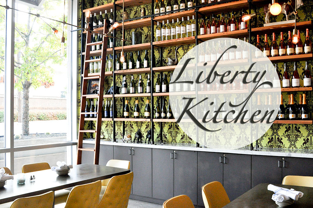 Liberty Kitchen // Girl Eats World