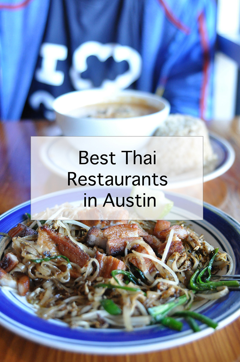 Best Thai Restaurants in Austin