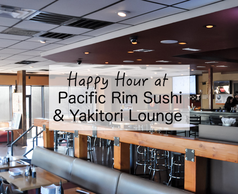 Pacific Rim Sushi & Yakitori Lounge >> Girl Eats World