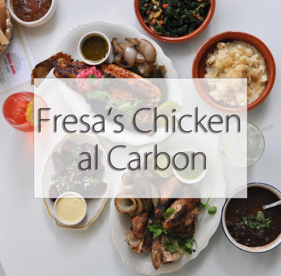 Fresa's Chicken