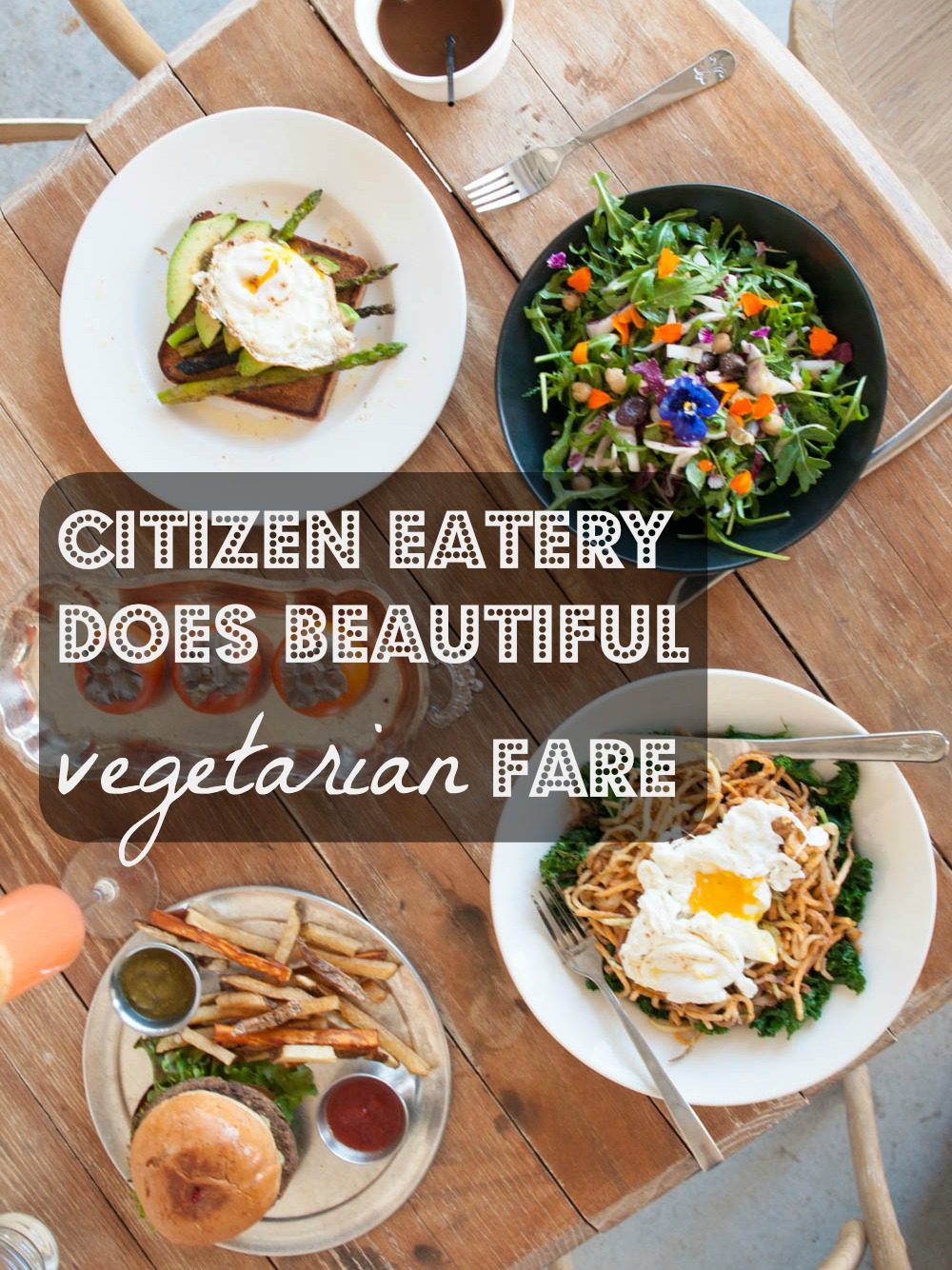 Citizen Eatery in Austin