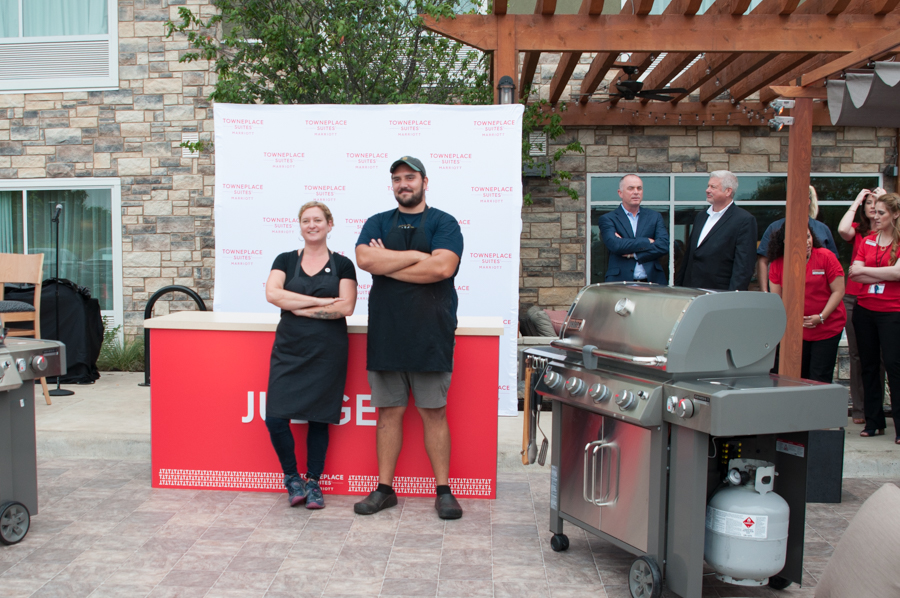 TownePlace Suites and Weber Grill Presents Two Recipes for a Grill-Friendly Summer