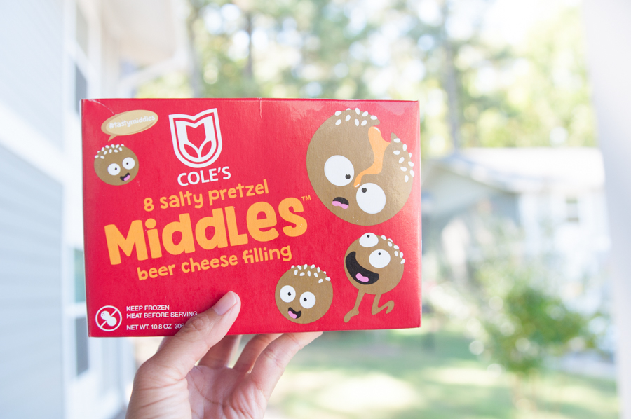 Review of Middles, Bagels with Tasty Middles!