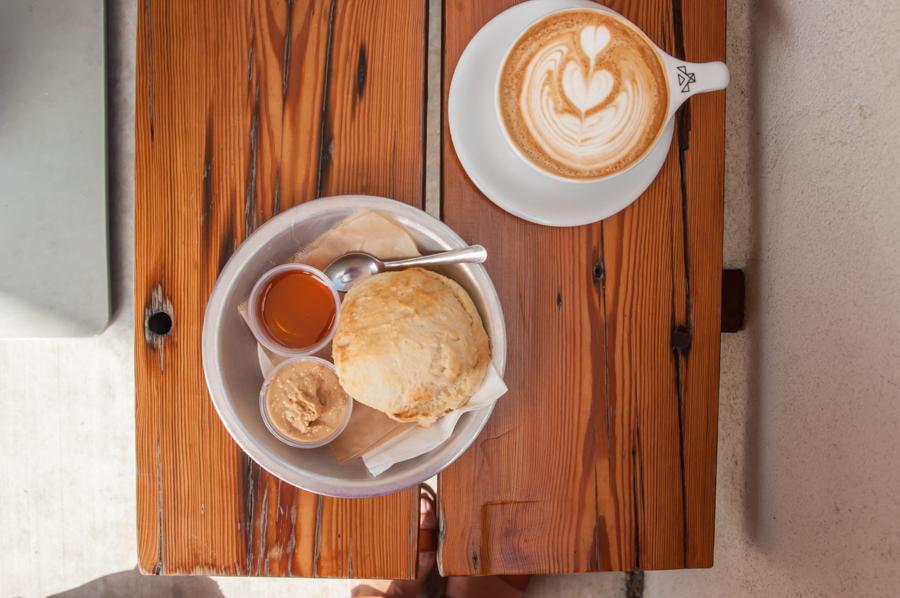 coffee shops around Raleigh/Durham - Jubala - Linda Eats World