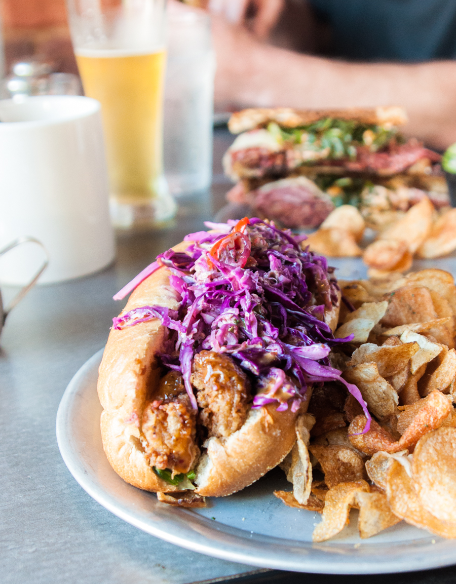 Raleigh Times - Where To Get Your Sandwich Fix in the Research Triangle Area