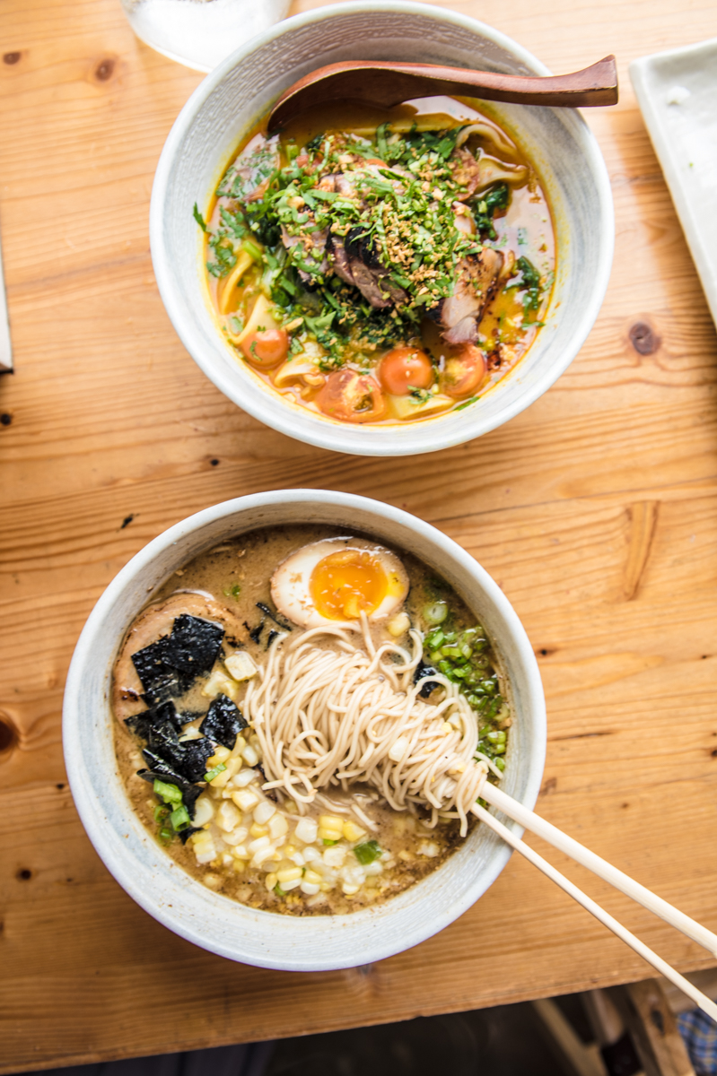 The Ultimate Noodle Guide to the Triangle - Girl Eats World