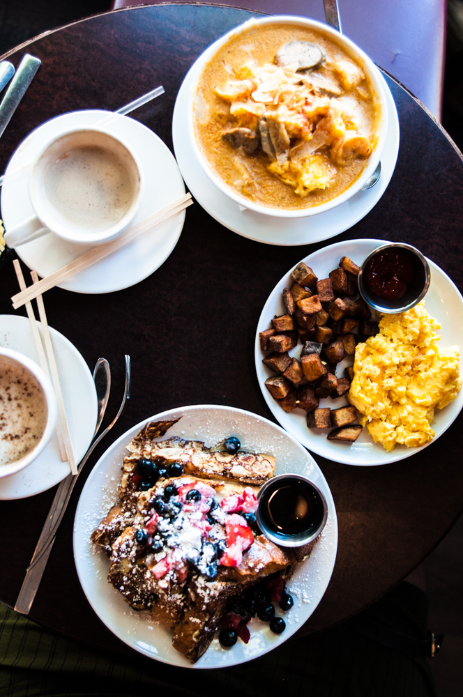 Where to Get Brunch in the Triangle - - Beyu Caffé / Linda Eats World