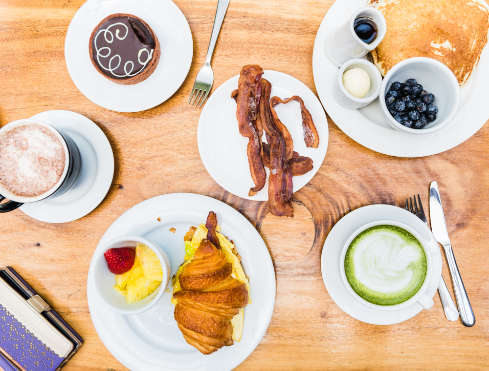 Where to Get Brunch in the Triangle - - Guglhupf / Linda Eats World