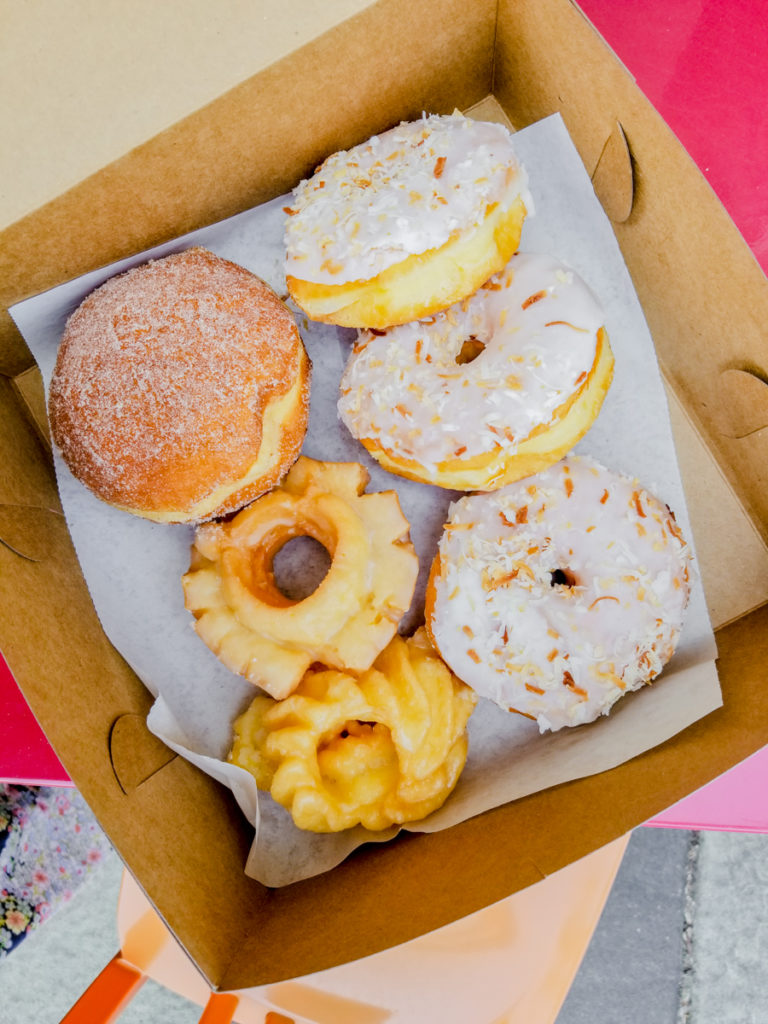 Best Donuts in the Research Triangle - Early Bird Donuts