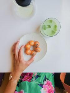 Mochi Donuts - Linda Eats World