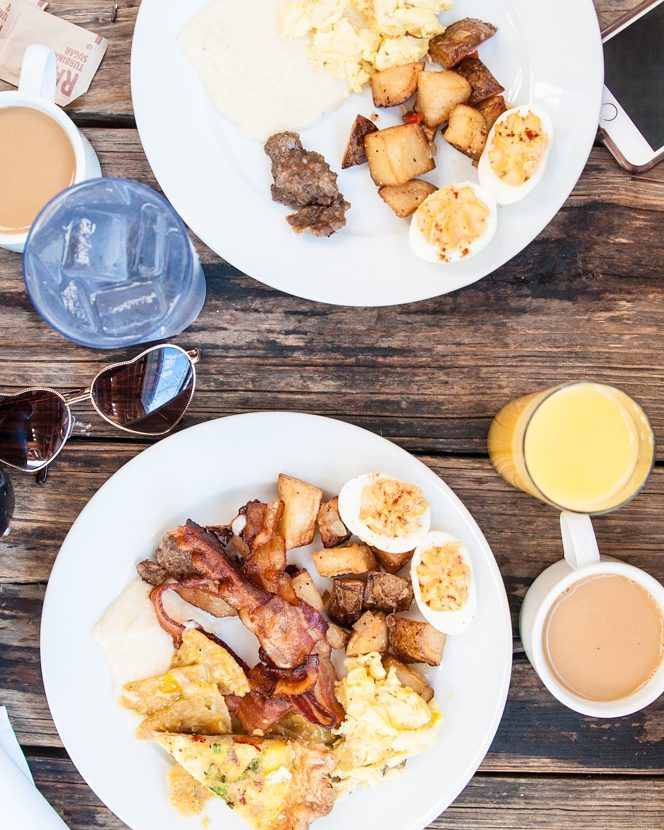 Where to Get Brunch in the Triangle - Greer St. / Linda Eats World