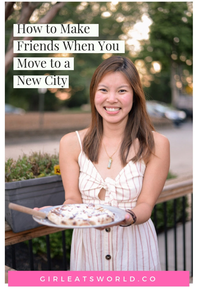 How to Make New Friends When You Move to a New City