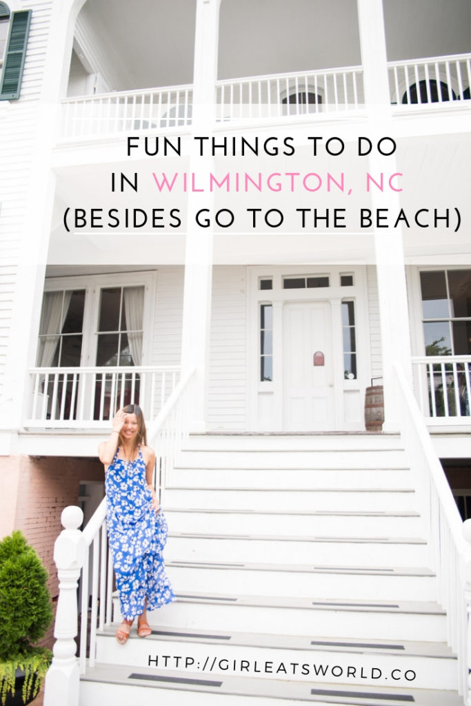 Fun Things To Do in Wilmington, North Carolina