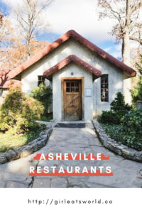 Restaurants in Asheville