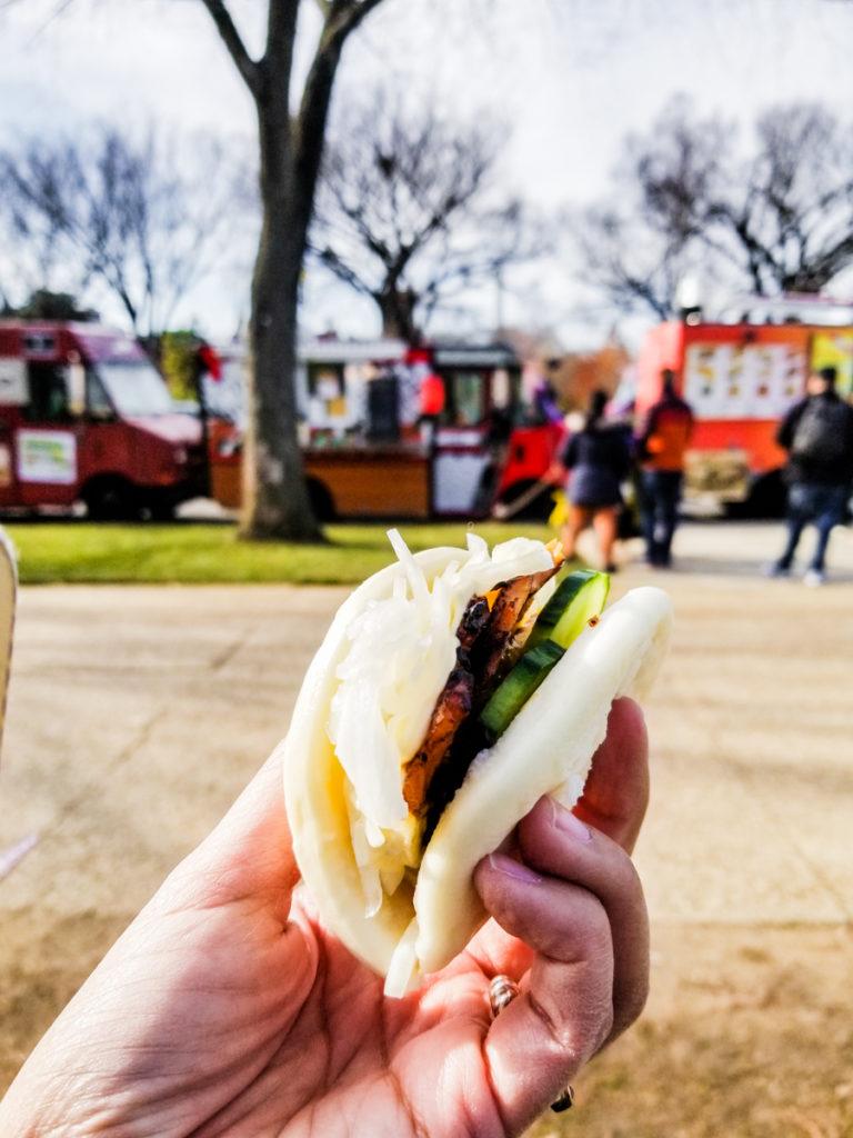 Fuji Japan Food Truck - Best restaurants in Washington DC