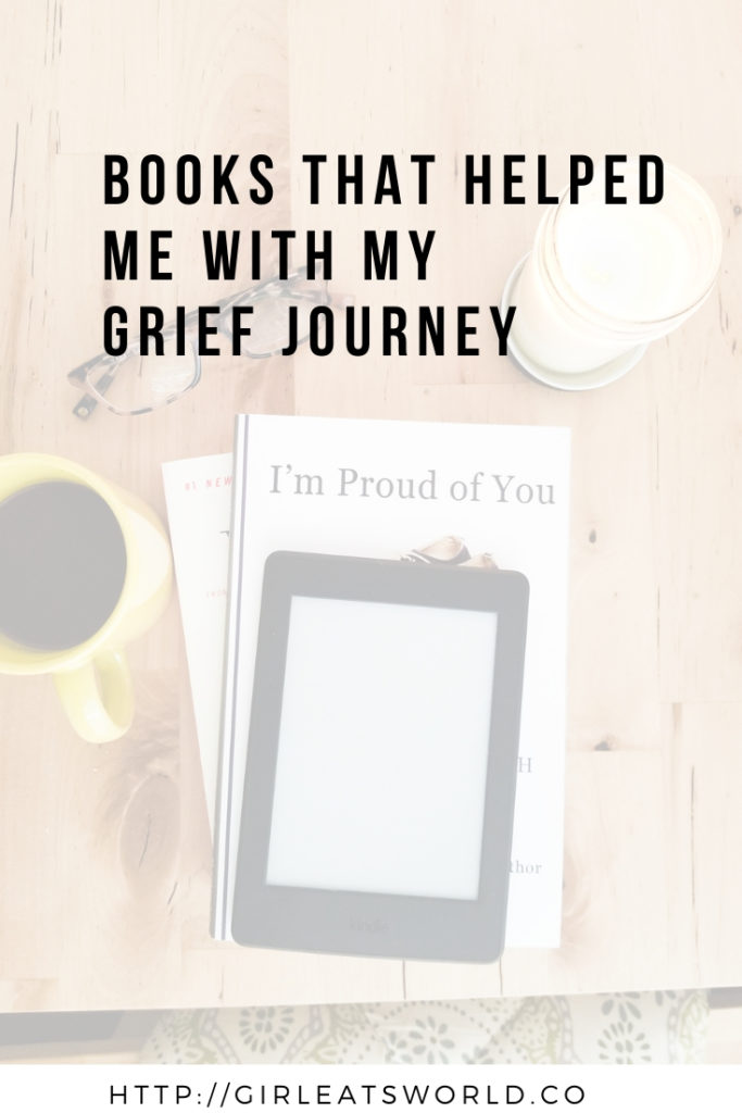 Books that helped me with my Grief