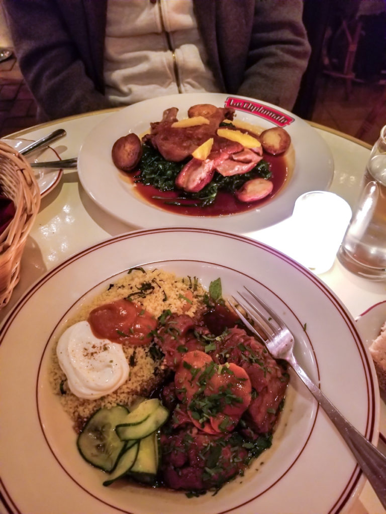 Best restaurants in Washington DC - Le Diplomate