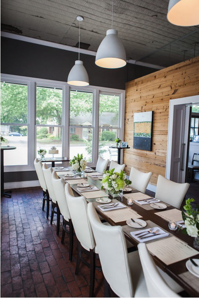 private dining in the Triangle -  Mandolin