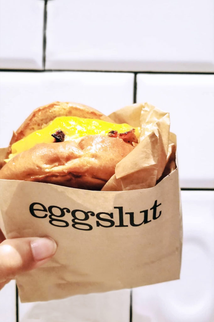 Restaurants on the Las Vegas Strip  - eggslut