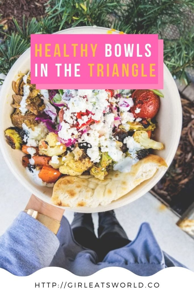 Healthy Bowls in The Triangle