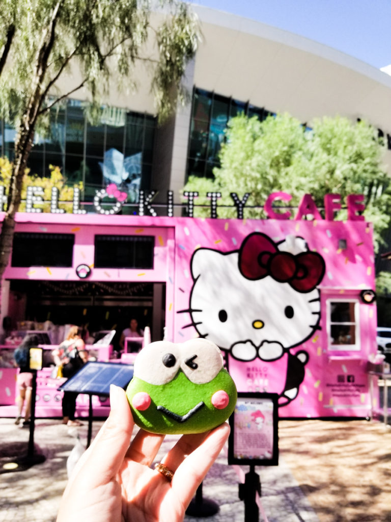 Restaurants on the Las Vegas Strip  - Hello Kitty Cafe