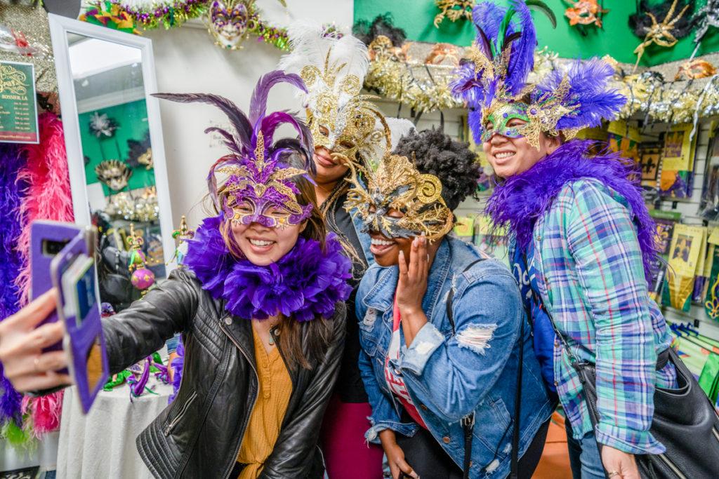 Mardi Gras in Shreveport