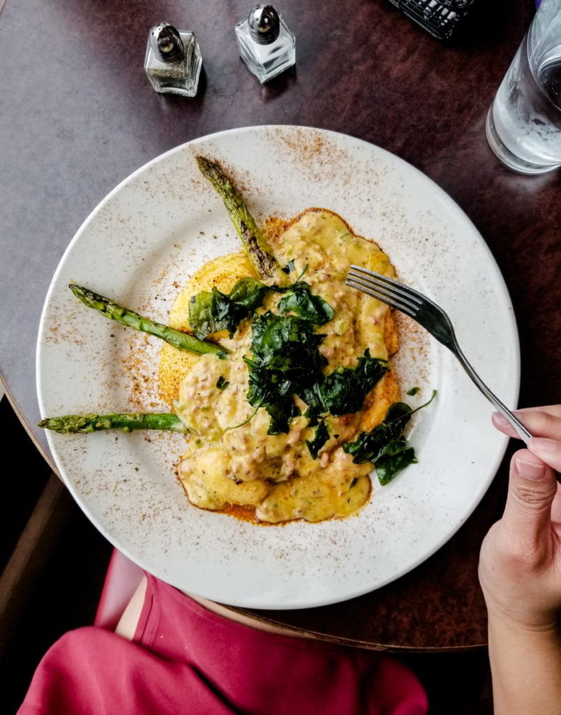 Black-Owned Restaurant in Durham // beyu cafe / Catfish and Grits