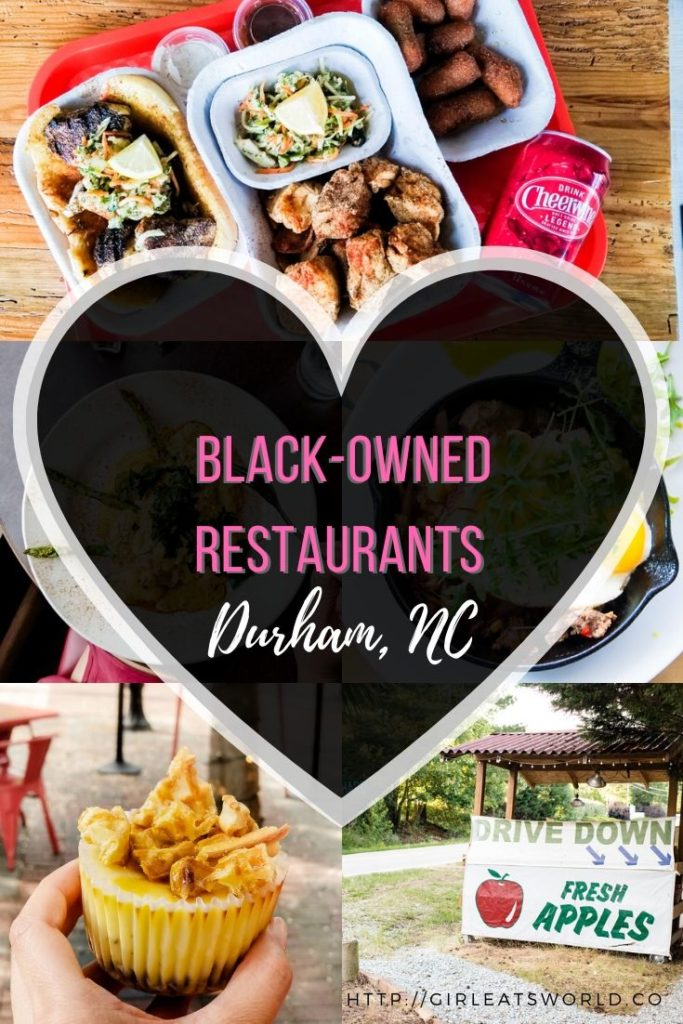 Black-Owned Restaurants in Durham
