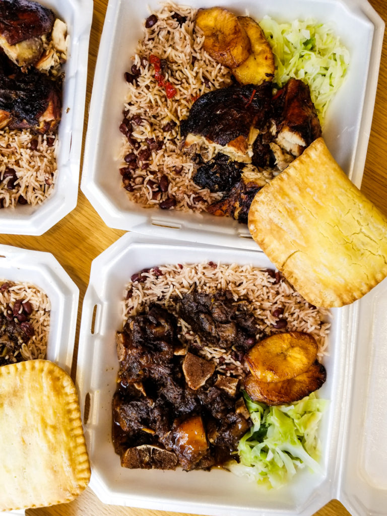 Jamaican Food in the Triangle