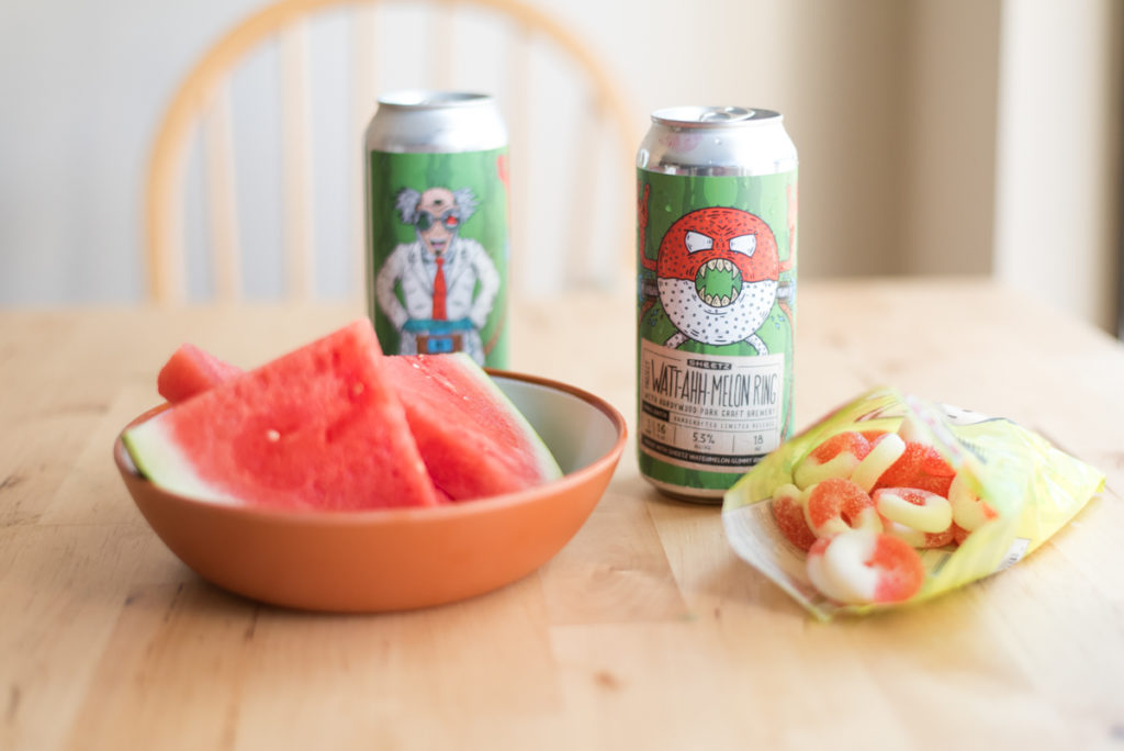Watermelon Gummy Rings Craft Beer from Sheetz