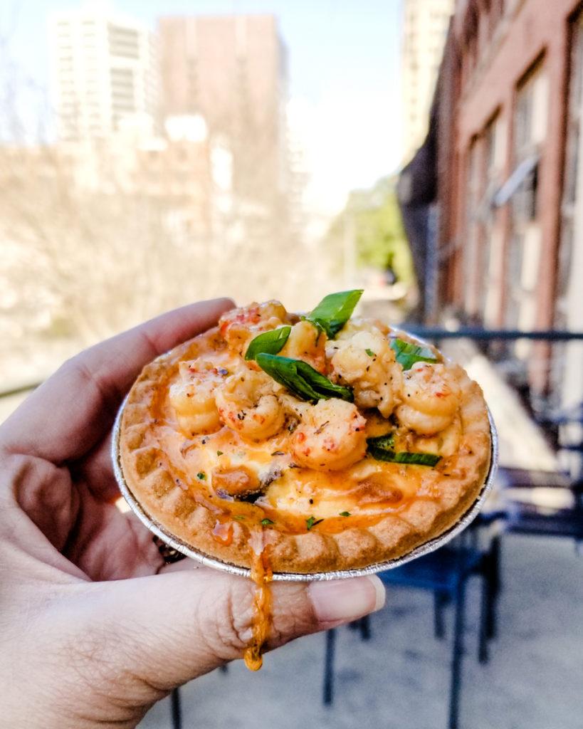 20 of My Favorite Bites in 2020 - Crawfish Cheesecake