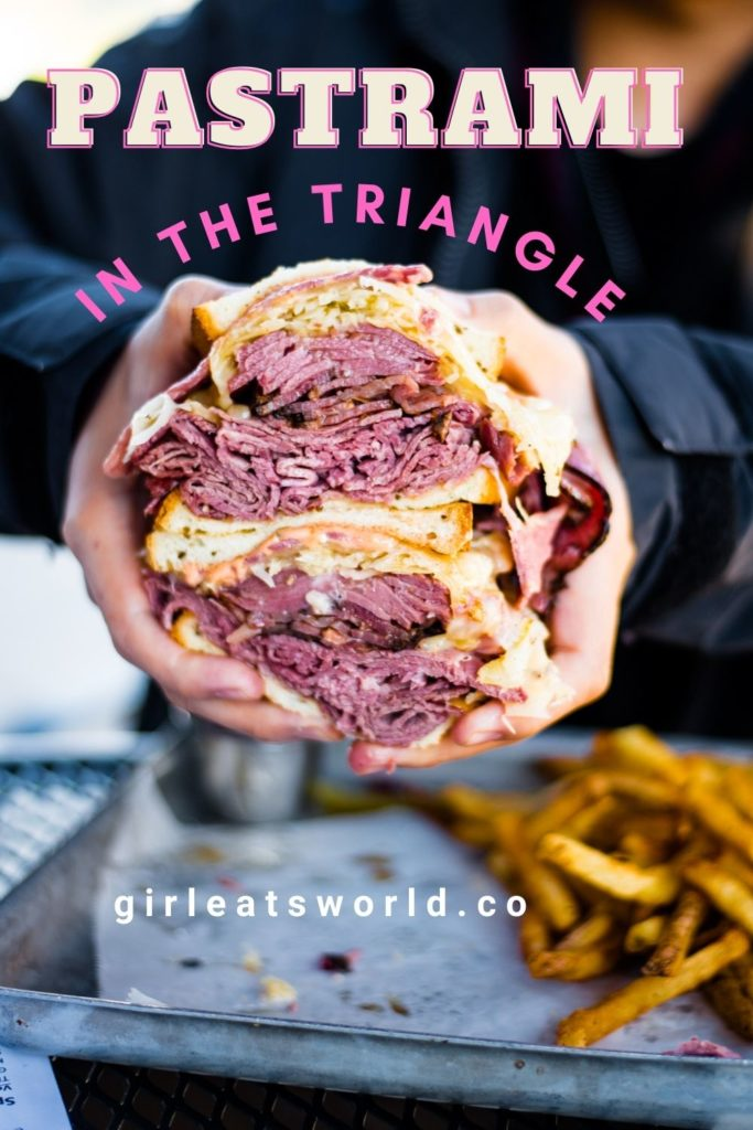 Where to Get Pastrami in the Triangle