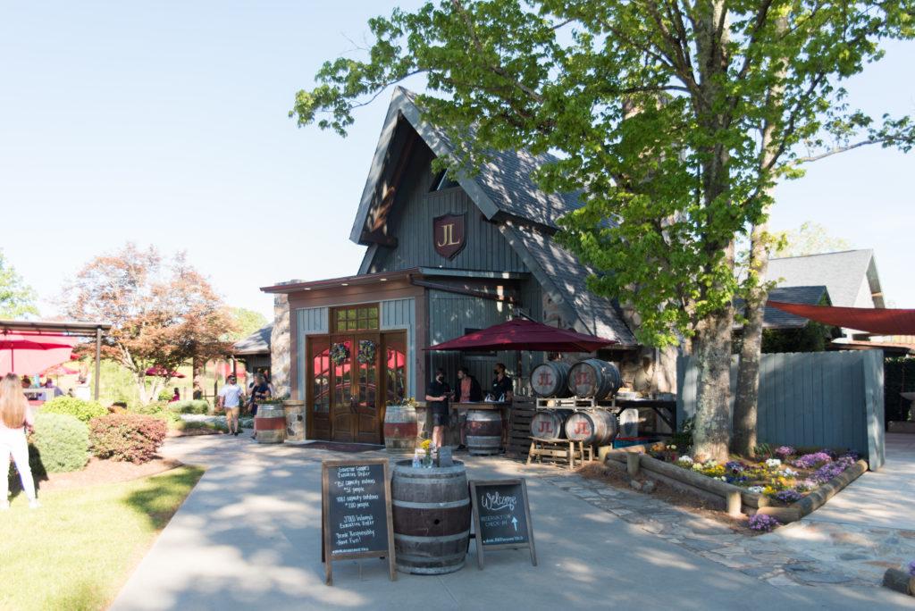 North Carolina Wineries: JOLO
